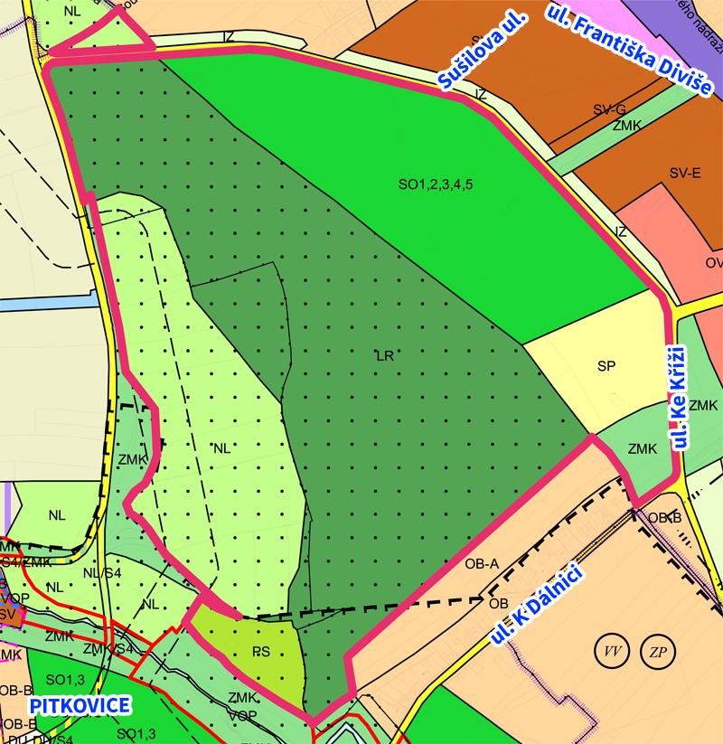 (M354stsk375 park Praha 22 podklad pro CVZ 2013.indd)