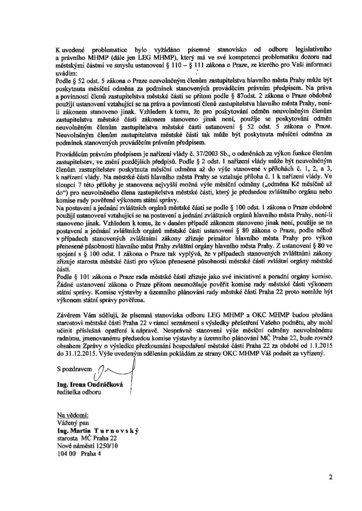 stanovisko MHMP 199002